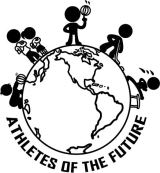 The Athletes of the Future logo